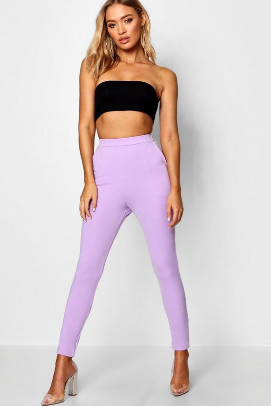 Sophie Carmilla Scuba Super Stretch Skinny Trousers