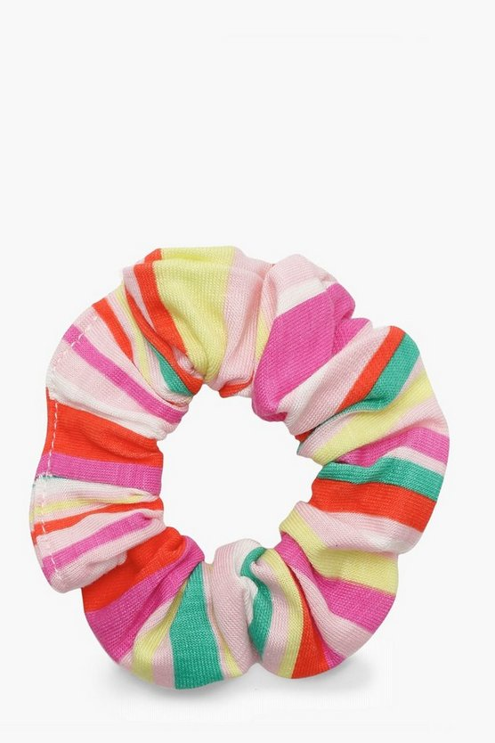 Lola Stripe Scrunchie