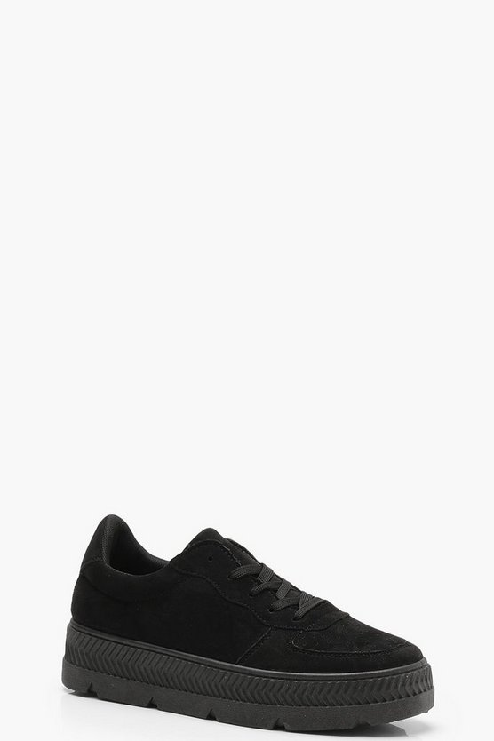 Erin Chunky Cleated Trainers