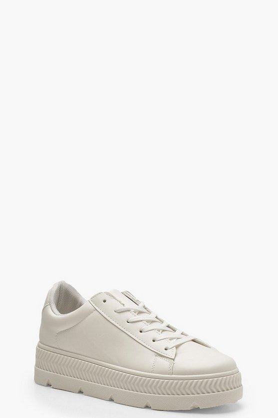 Grace Chunky Cleated Trainers