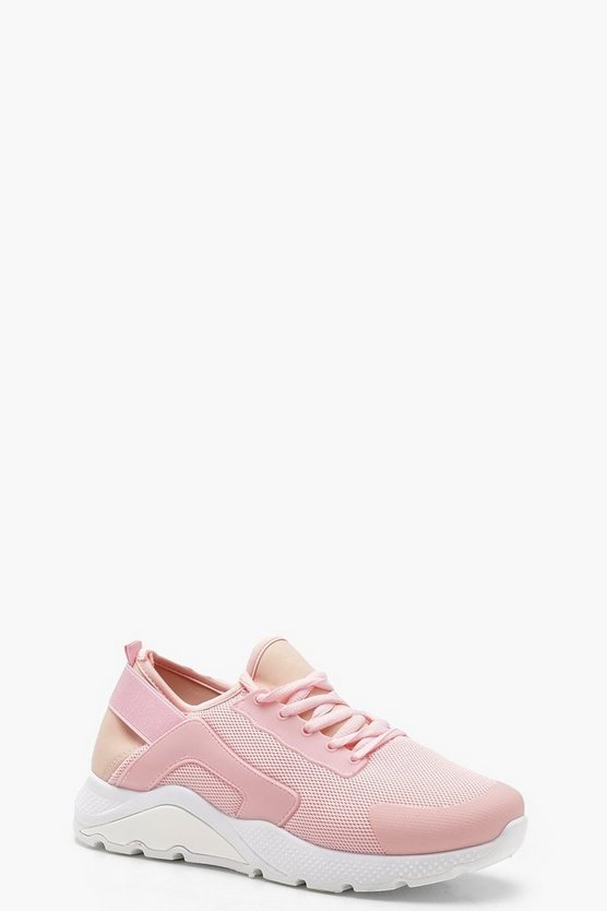 Lily Chunky Sole Trainers