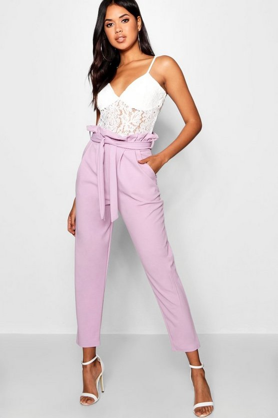 Holly Paperbag Waist Trouser