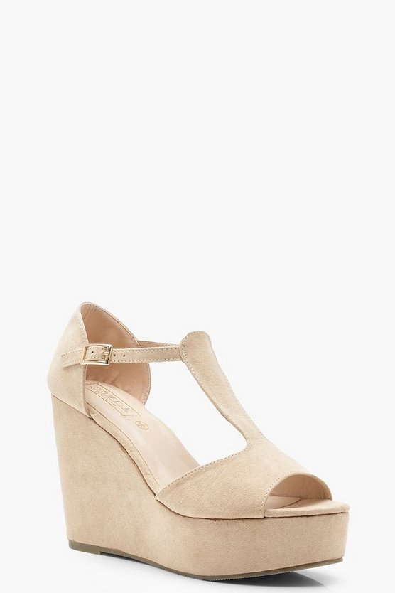 Skye Cut Out Wedges