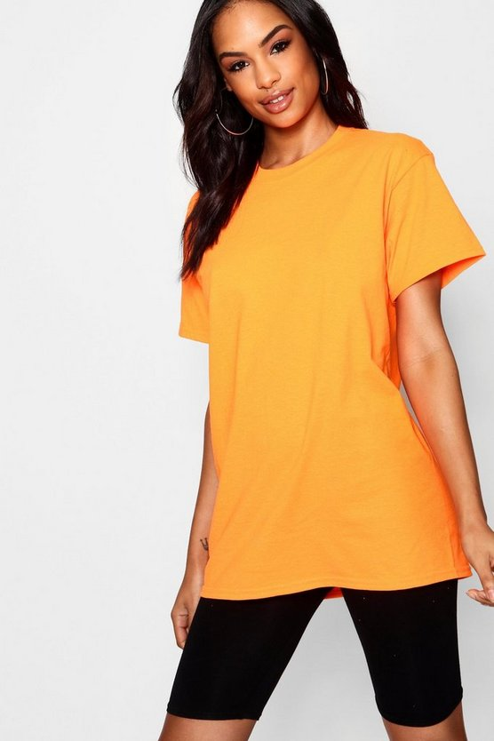 Maddy T-shirt fluo