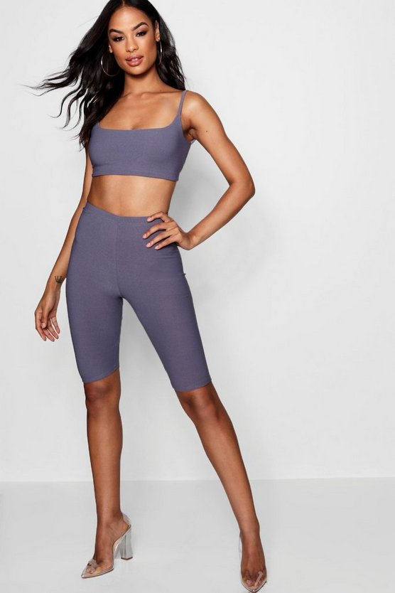 Imogen Open Cycle Short and Top Co-ord