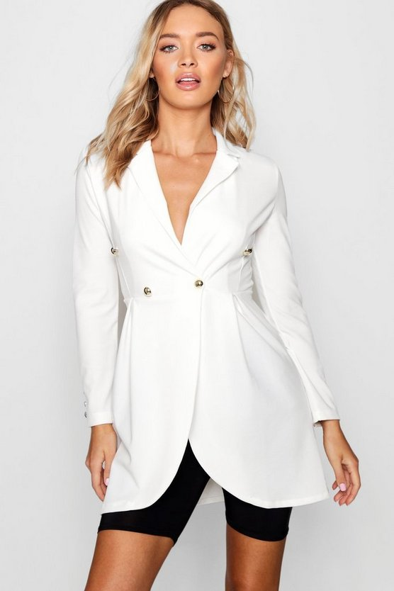 Rhyla Double Breasted Blazer Dress