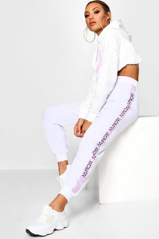 Grace Woman Sports Tape Jogger