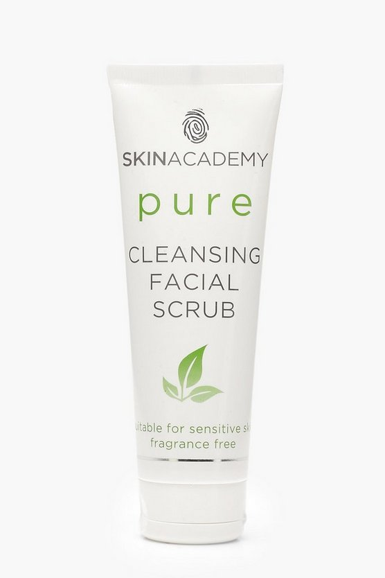 Skin Academy Pure Cleansing Facial Scrub