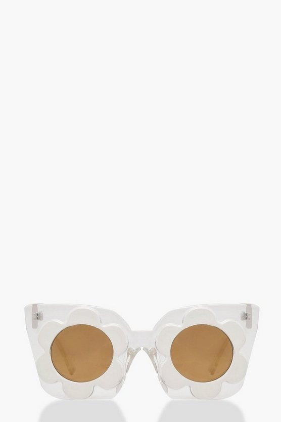 Oversized Daisy Sunglasses