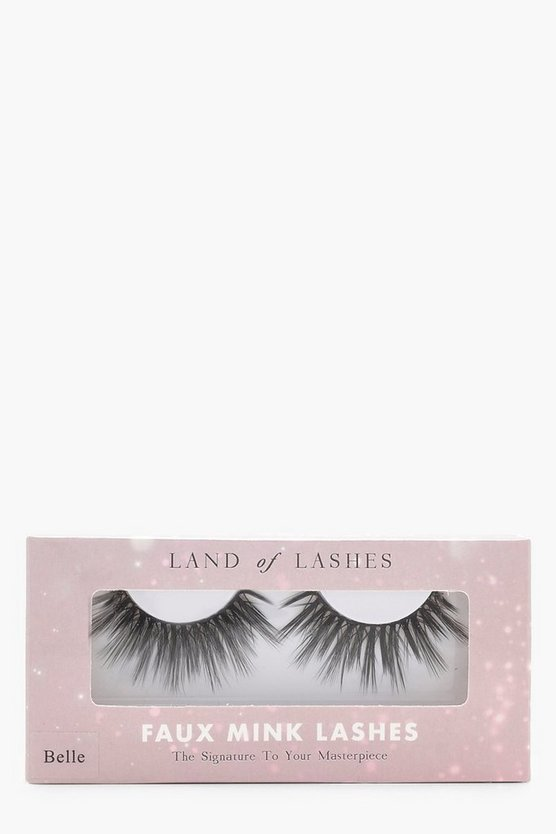 Land Of Lashes Faux Mink Lashes- Belle