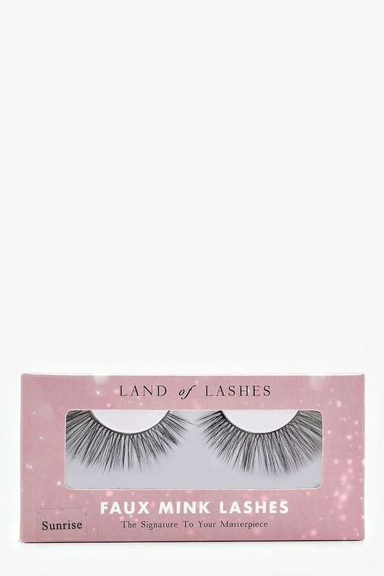 Land Of Lashes Faux Mink Lashes- Sunrise