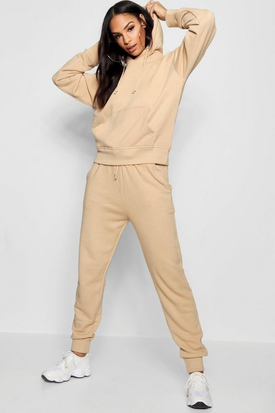 Lissy Athleisure Hooded Tracksuit