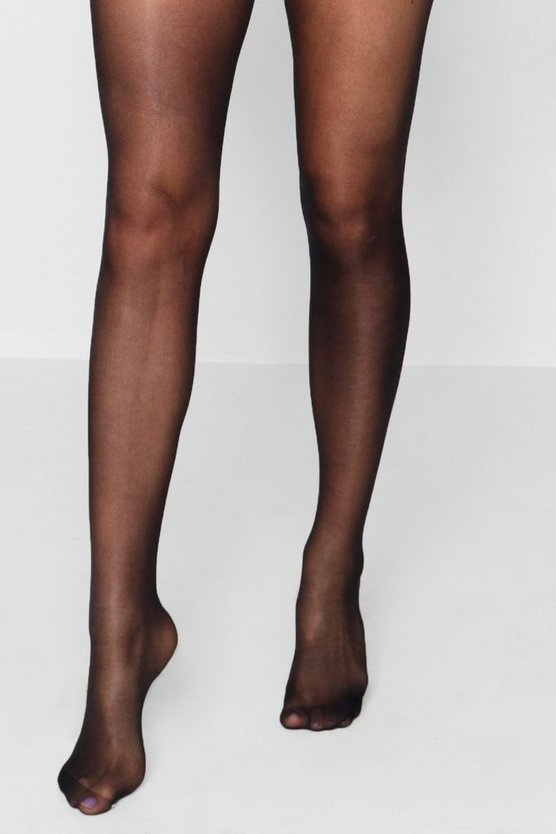 Layla Luxury Back Seam Ladder Resist Tights