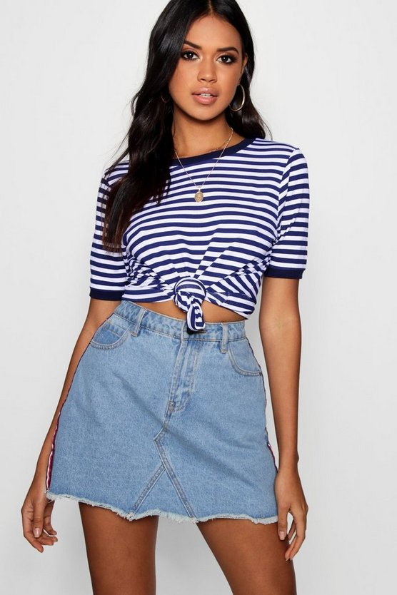 Lily Stripe T-Shirt