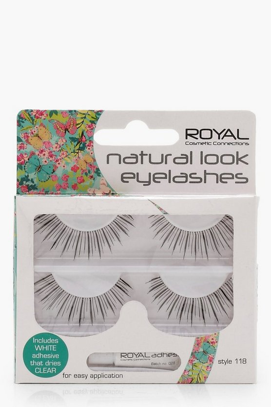 Lot de 2 faux-cils Natural Look