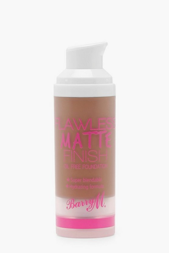 Barry M Flawless Finish Foundation - Mocha