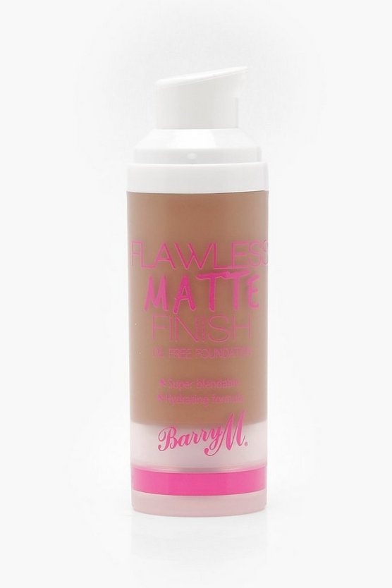 Fond de teint Barry M finition impeccable - Praline