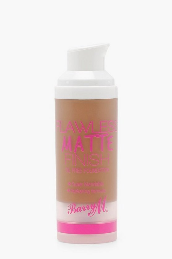 Barry M Flawless Finish Foundation - Honey