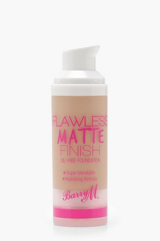 Barry M Flawless Finish Foundation - Nude