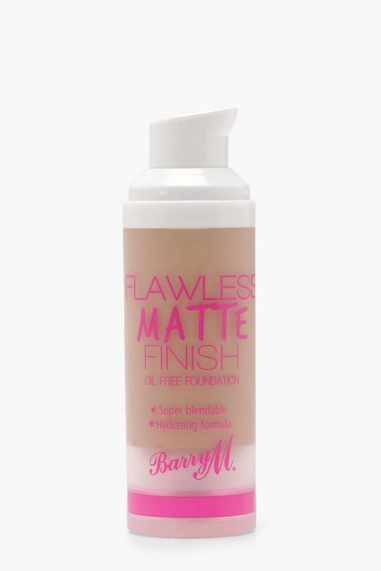 Barry M Flawless Finish Foundation - Beige