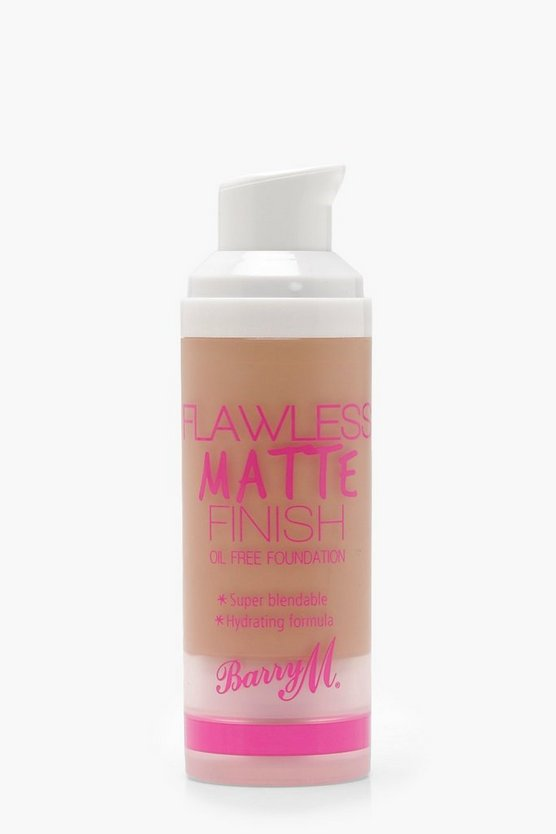 Barry M Flawless Finish Foundation - Sand