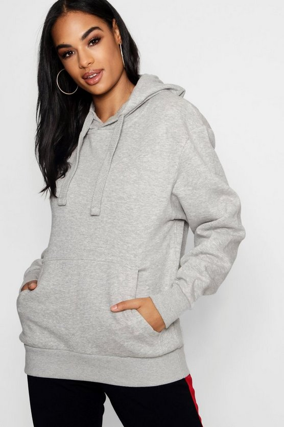 Bailey Athleisure Kangaroo Pocket Hoodie