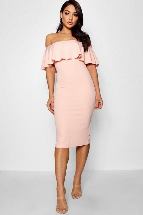 Bethany Bardot Dress