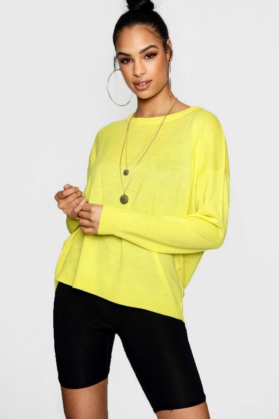 Evie Loose Fit Jumper