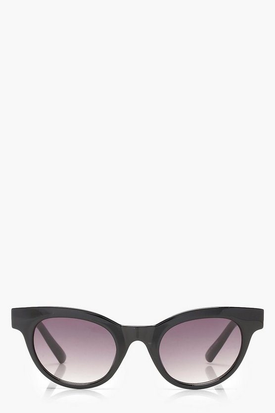 Katrina Slim Cat Eye Sunglasses