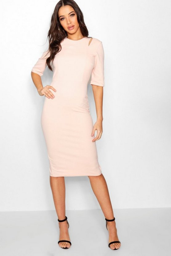 Stevie Cut Out Midi Dress