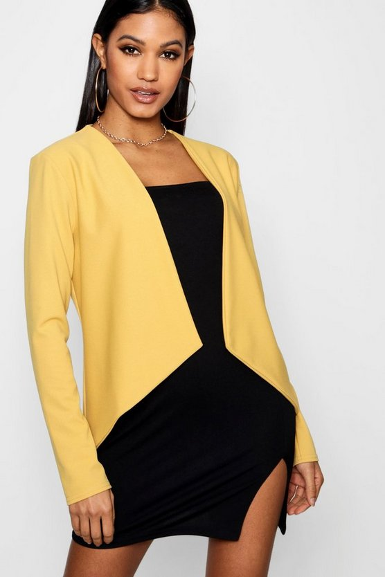 Evie Edge To Edge Blazer