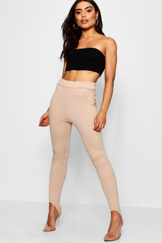 Ponte Stirrup Ski Leggings