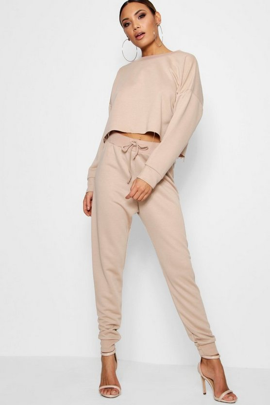 Tonal Loop Back Jogger