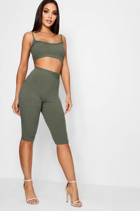 Leah Cycle Short & Top Co-Ord