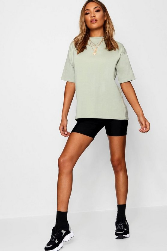 Oversized Boyfriend T-Shirt