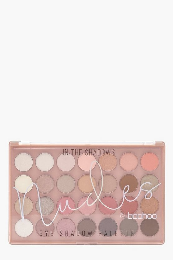Boohoo 28 Shade Eye Palette