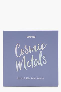 Boohoo Cosmic Metals Body Paint