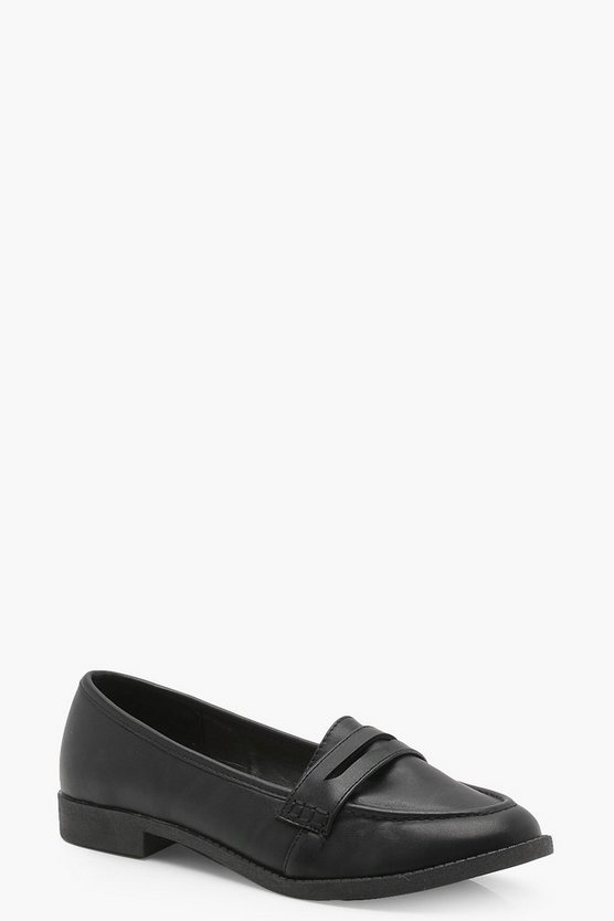 Hannah Basic Loafers