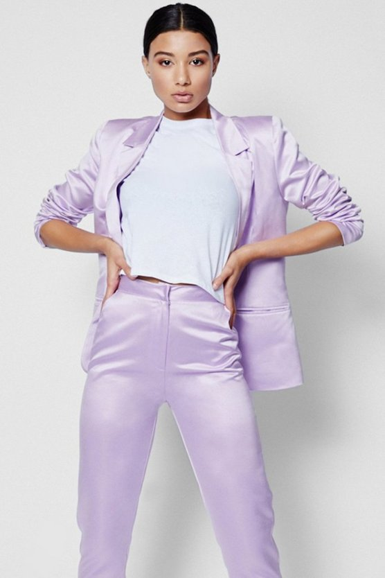 Zendaya Edit Boutique Tailored Suit Blazer