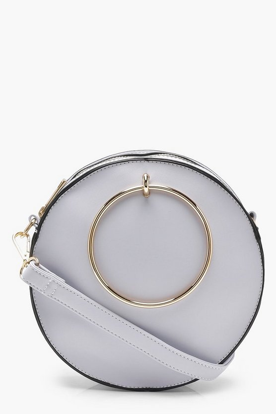Molly Ring Detail Round Bag