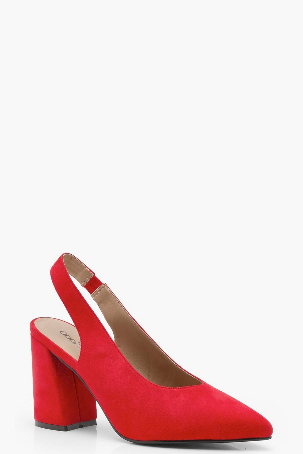 Anna Sling Back Pointed Heels HyVIvlgwG