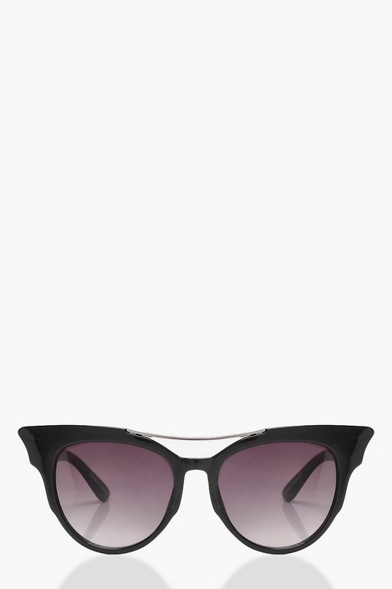 Molly Retro Cat Eye Sunglasses