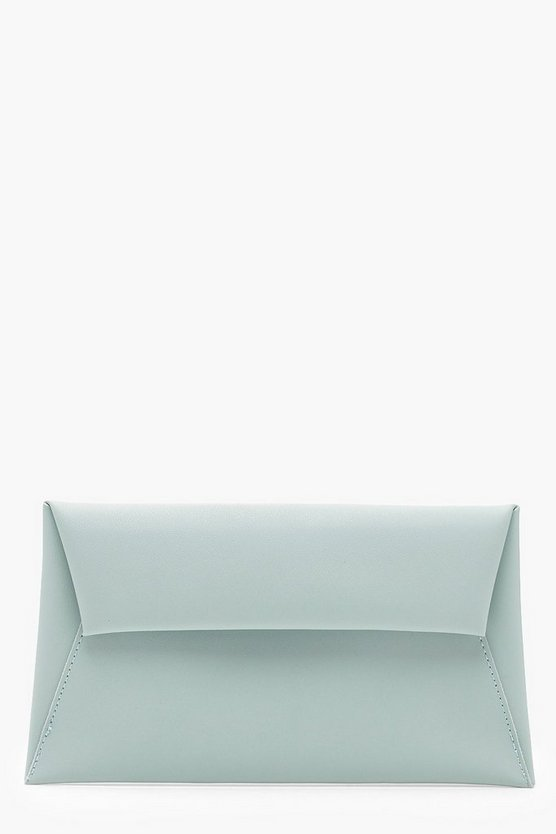 Panel Envelope Clutch