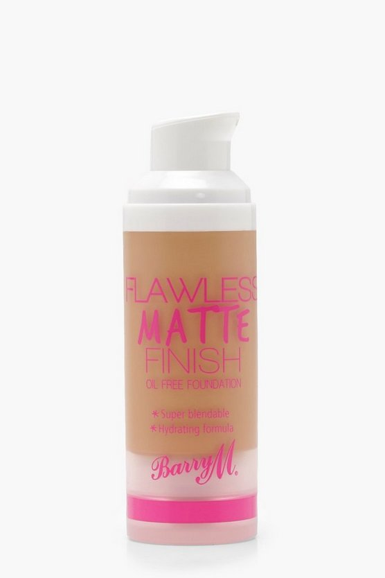 Barry M Flawless Finish Foundation - Tan