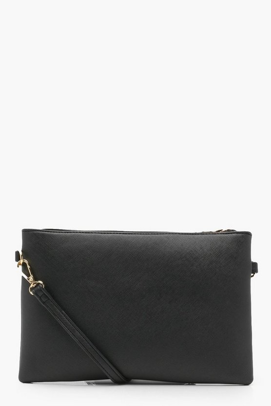 Molly Crosshatch Cross Body