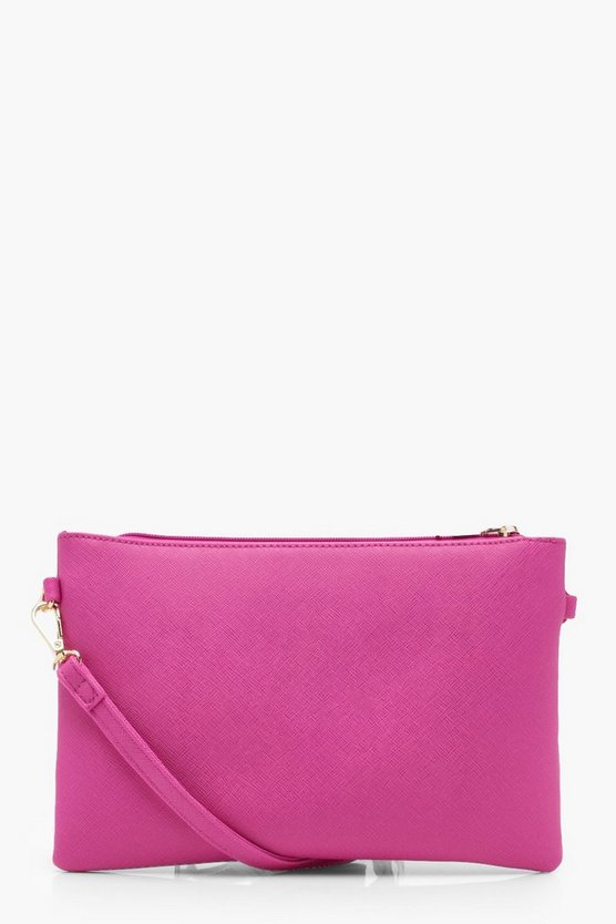 Amy Crosshatch Cross Body