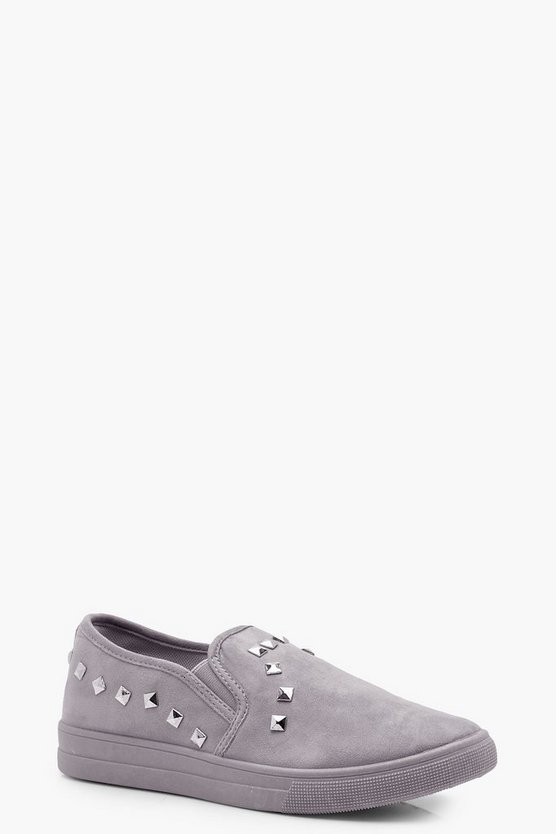 Amy Stud Trim Skater