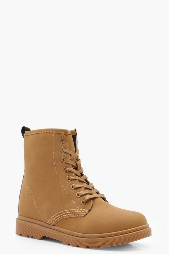 Isabella Lace Up Hikers