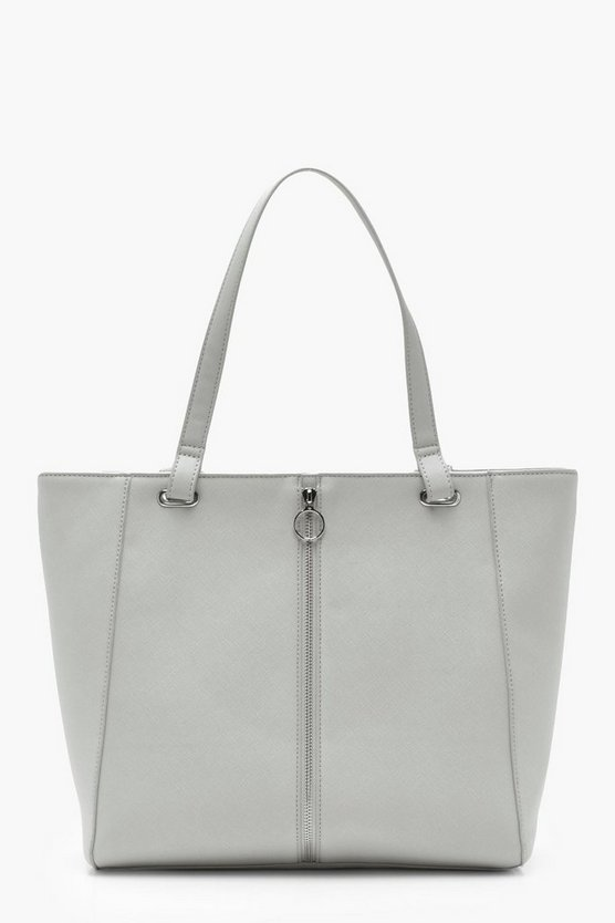 Ring Pull Detail Tote