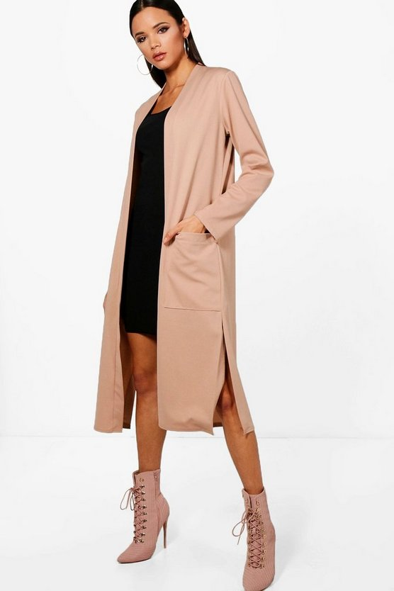 Saskia Pocket Duster